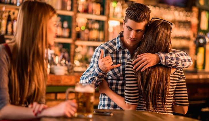 ¿Porqué mis parejas han sido infiel?